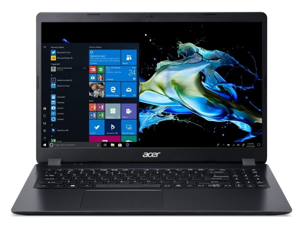 Notebook Acer Extensa EX215-51-3320 Black