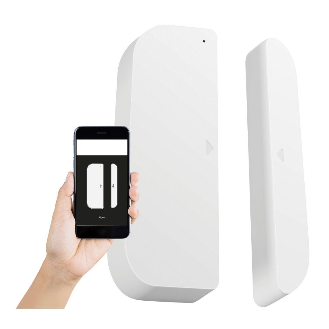 Biztonságtechnika ACME SH2102 Smart Wifi Door and Window sensor White