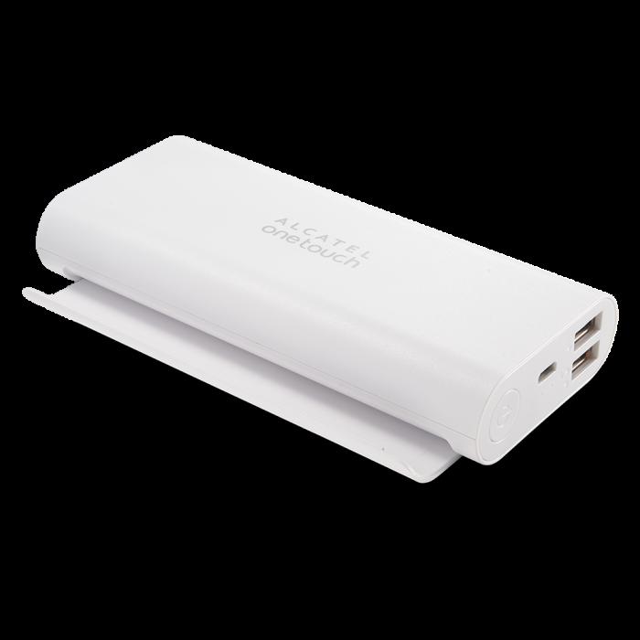 Powerbank Alcatel PB80 Power Base Powerbank 10400mAh White