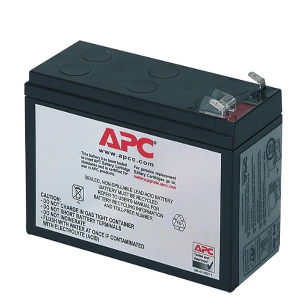 Szünetmentes Tápegység APC Akkumulátor Back UPS RBC106 12V 8Ah