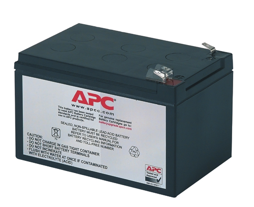 Szünetmentes Tápegység APC Akkumulátor BackUps RBC4 12V
