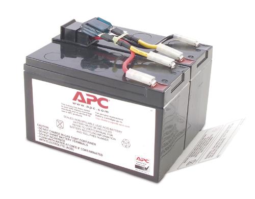 Szünetmentes Tápegység APC RBC48 csere akkumulátor APC tápegységhez
