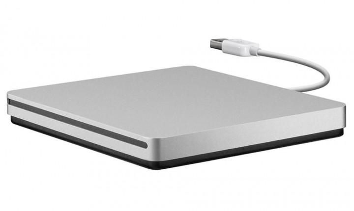 Optikai Meghajtó Apple USB SuperDrive DVD-Writer Silver