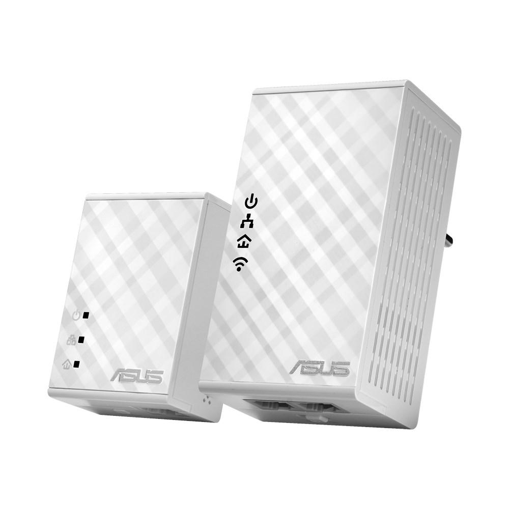 Hálókártya Asus PL-N12 300 Mbps Wi-Fi HomePlug AV500 Powerline Adapter Kit