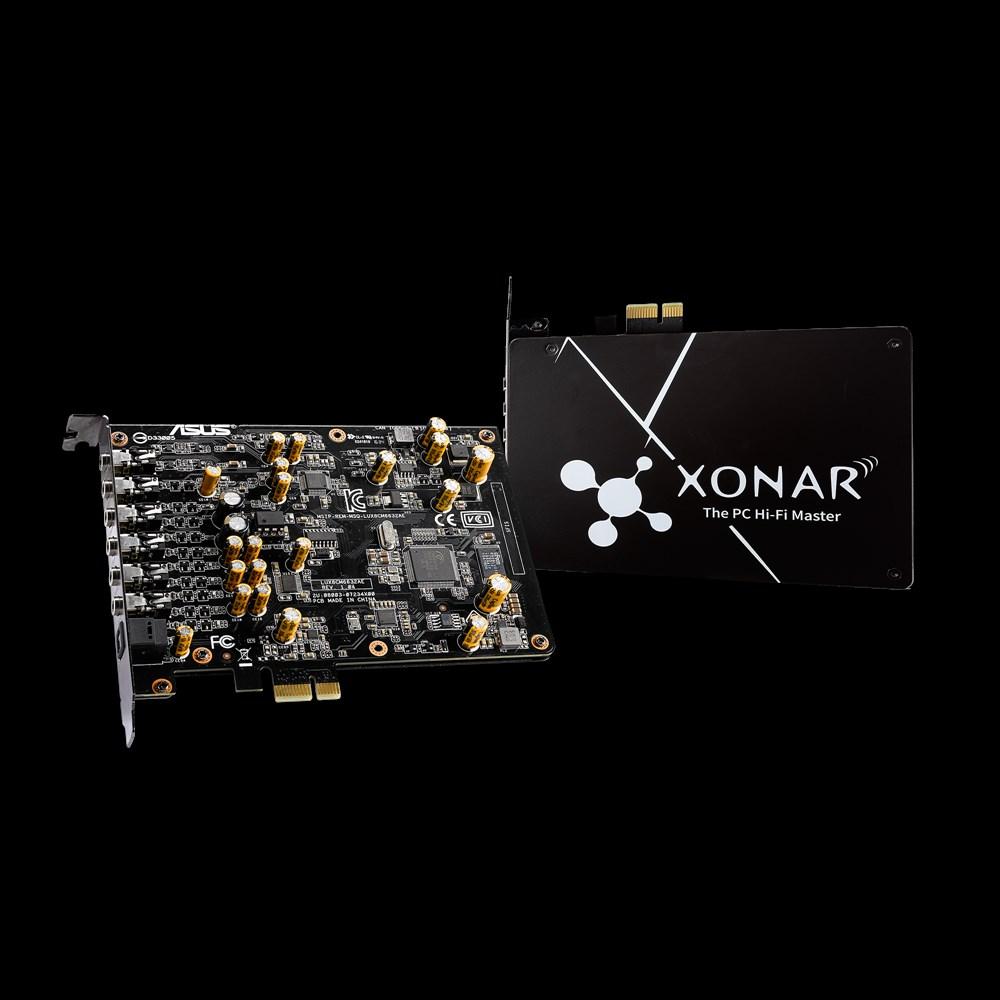 Hangkártya Asus Xonar AE PCI-Express Sound Card