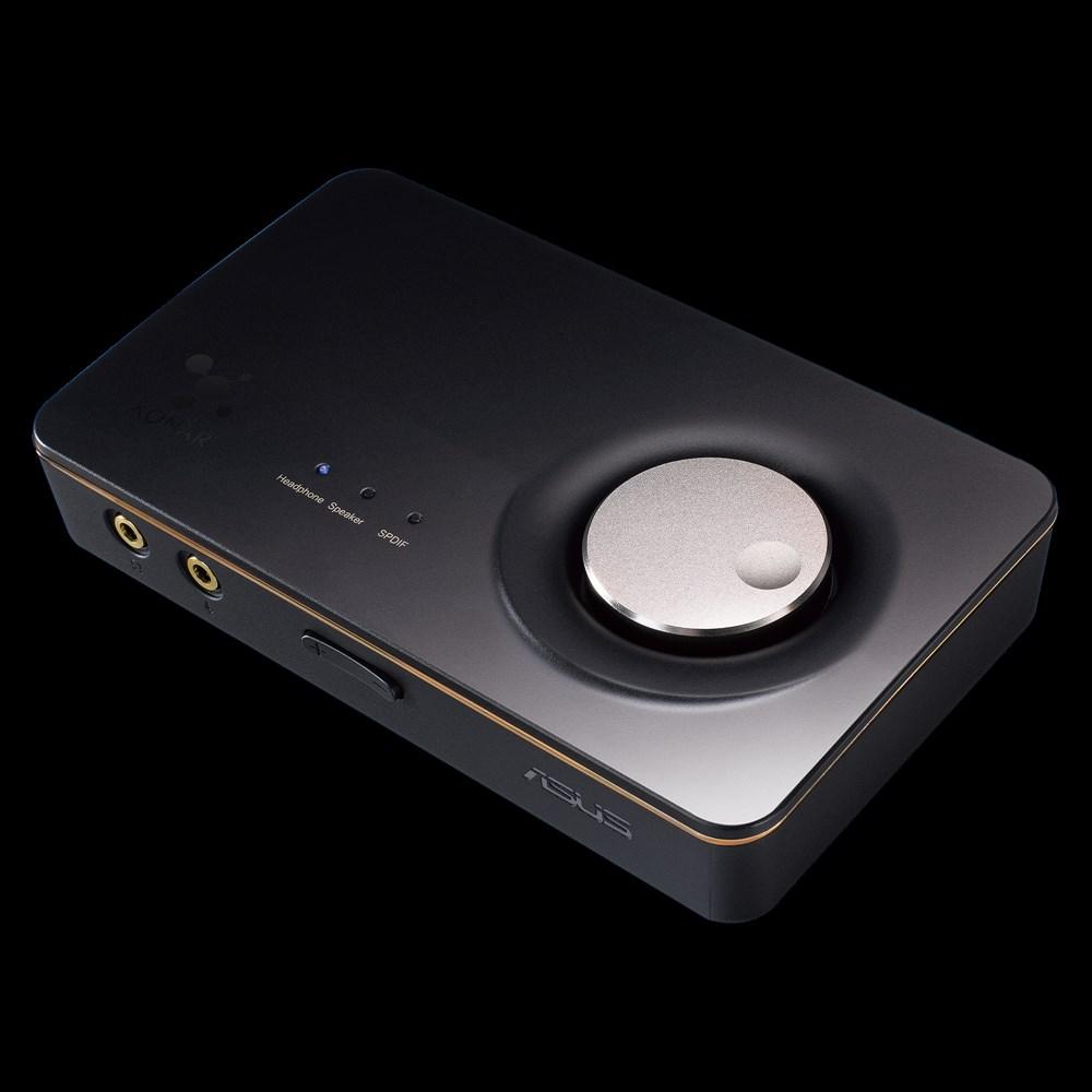 Hangkártya Asus XONAR U7 MKII 7.1 USB Hangkártya