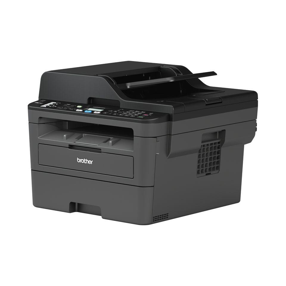 Nyomtató Brother MFC-L2712DN lézernyomtató/másoló/síkágyas scanner/fax