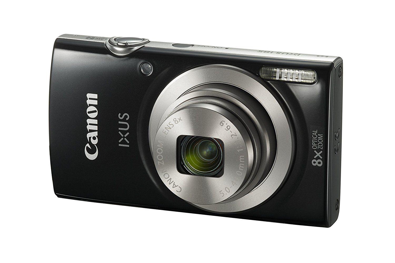 Digitális fényképezőgép Canon Ixus 185 Black