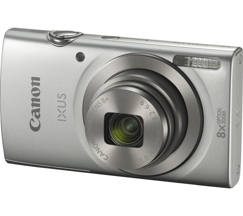 Digitális fényképezőgép Canon Ixus 185 Silver