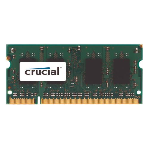 Memória (notebook) Crucial 1GB DDR2 800MHz SODIMM