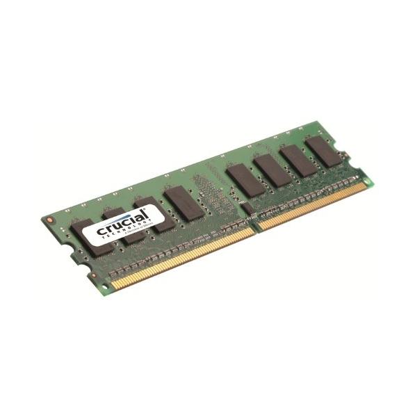Memória Crucial 1GB DDR2 800MHz Value