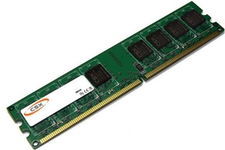 Memória CSX 2GB DDR3 1333MHz Alpha Standard