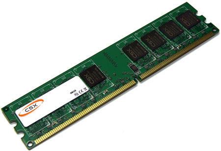 Memória CSX 2GB DDR3 1600MHz Alpha Standard