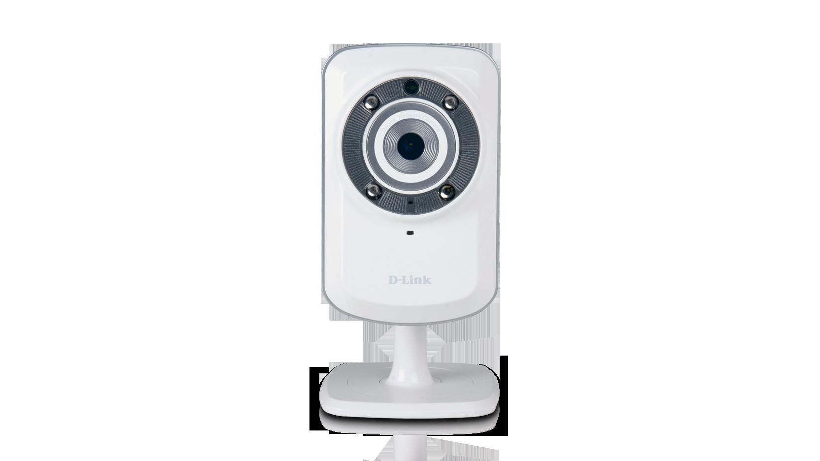 Biztonságtechnika D-Link DCS-932L Wireless N Day/Night Home Network Camera
