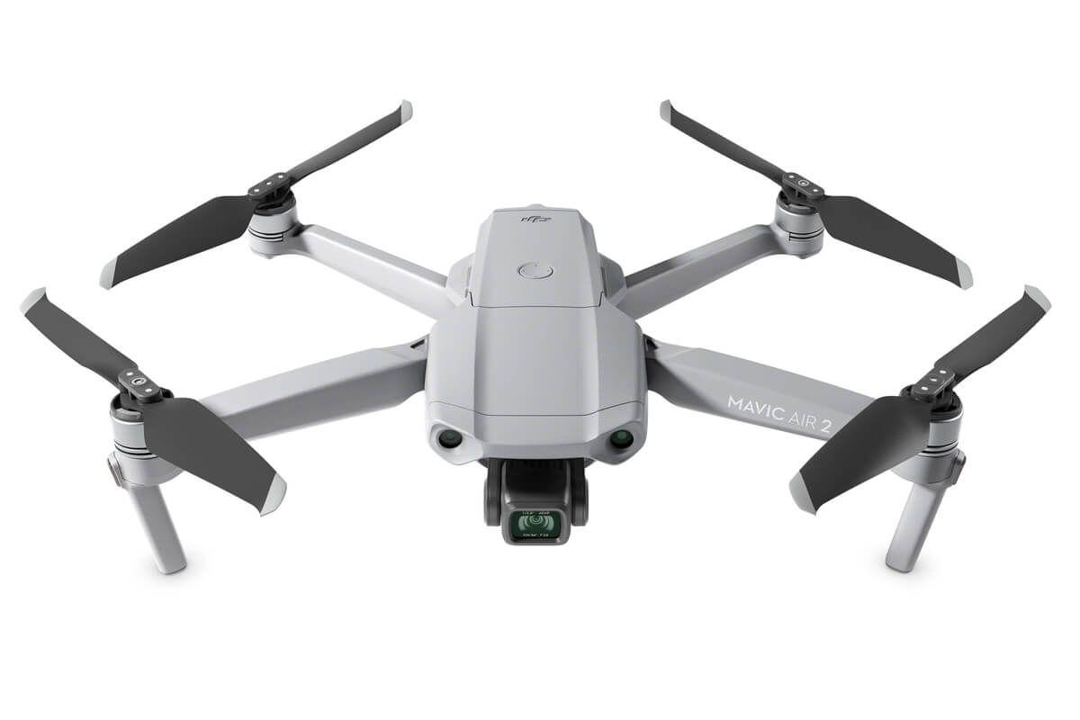 Drón DJI Mavic Air 2 Fly More Combo