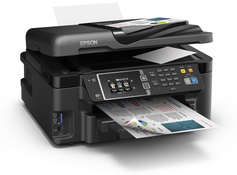 Multifunkciós nyomtató Epson L1455 wireless tintasugaras nyomtató/másoló/síkágyas scanner/fax A3+
