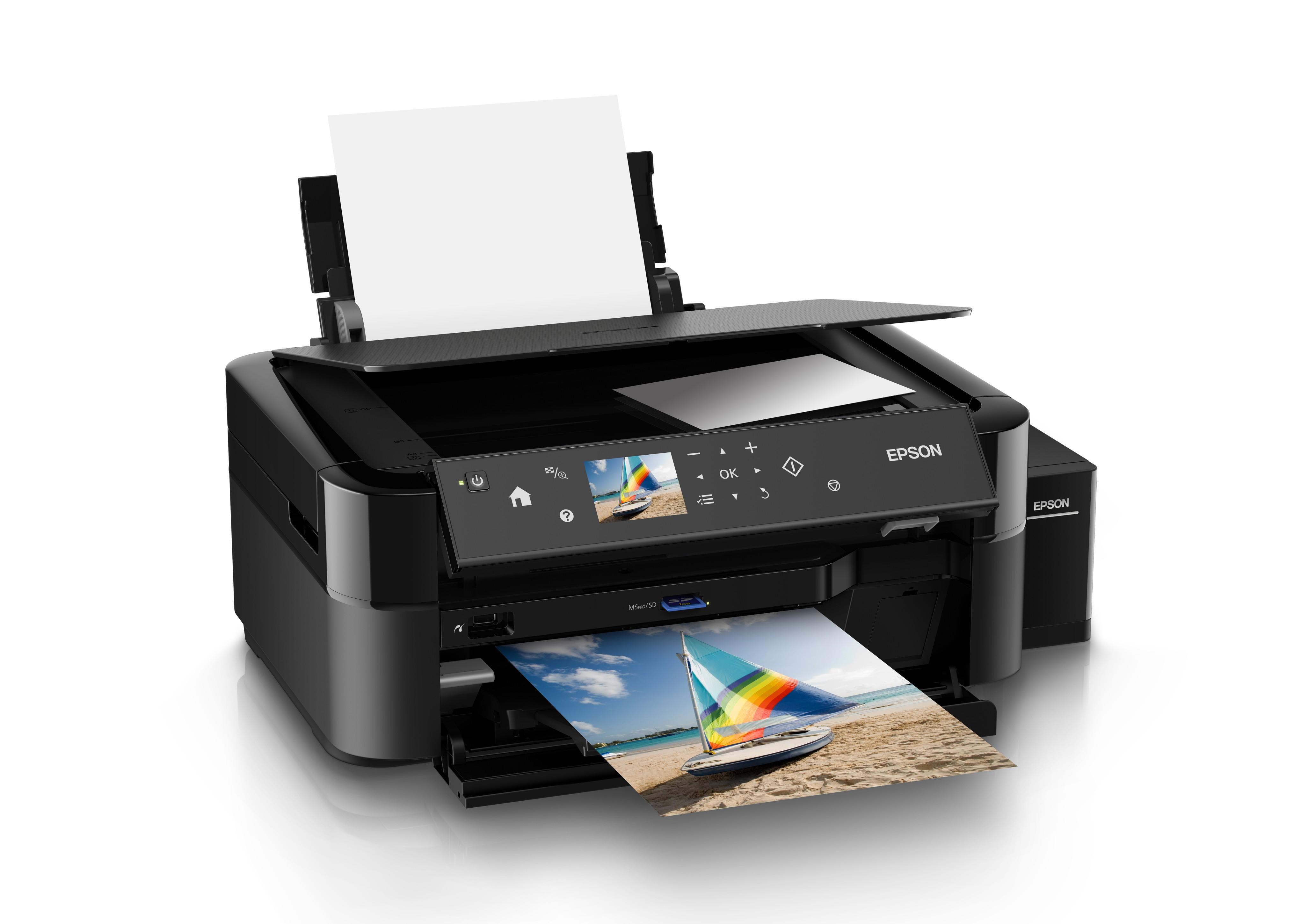 Multifunkciós nyomtató Epson L850 Tintasugaras Nyomtató/Másoló/Scanner