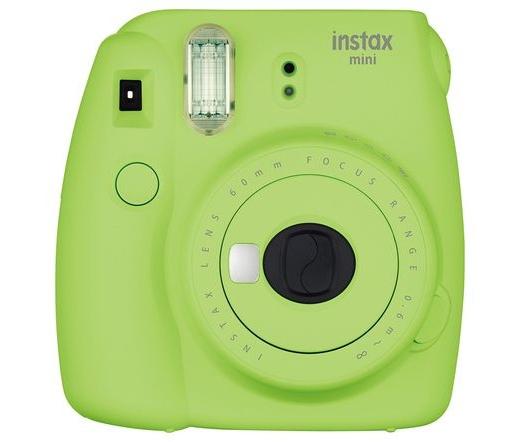 Digitális fényképezőgép Fujifilm Instax Mini9 Lime Green