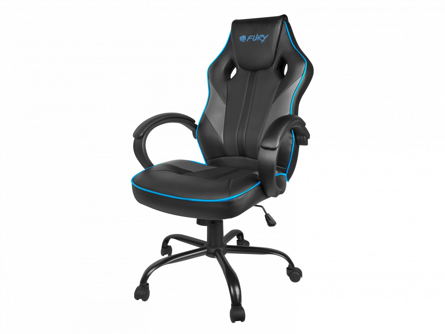 Gaming szék FURY Avenger M Gaming chair Black/Blue