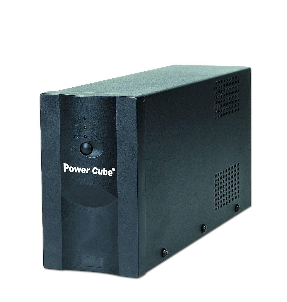 Szünetmentes Tápegység Gembird 650VA Power cube Line interactive