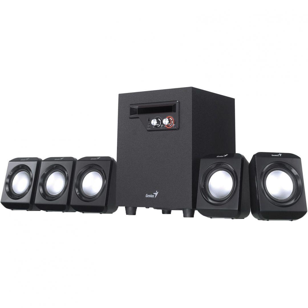 Hangszóró Genius SW-5.1 1020 II Black