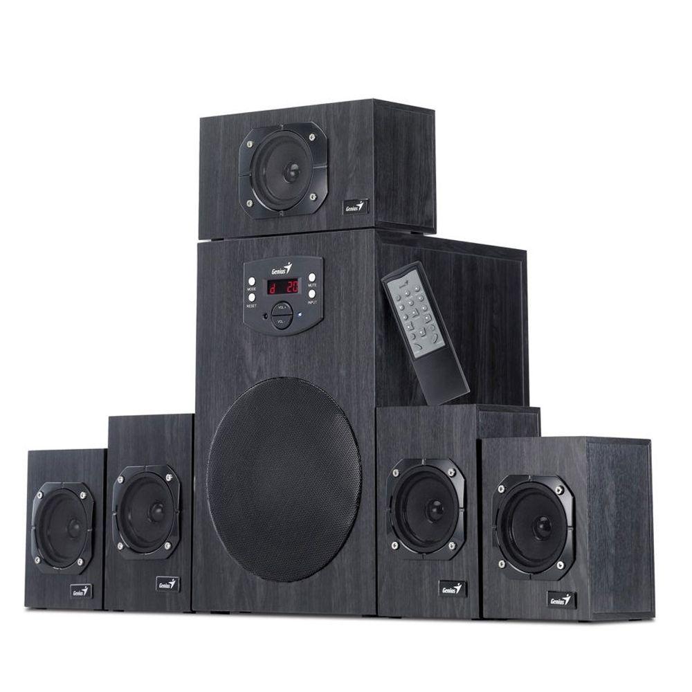 Hangszóró Genius SW-HF5.1 4500 II