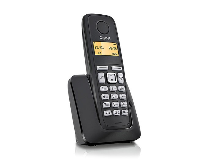 Telefon Gigaset A120 Black