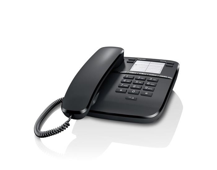 Telefon Gigaset DA310 Black
