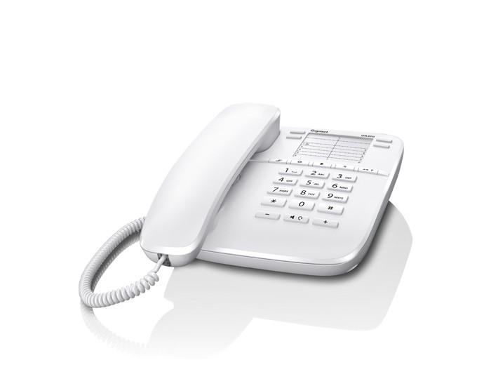 Telefon Gigaset DA310 White