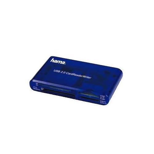 Kártyaolvasó Hama All in One USB 2.0 35in1 Multicard Reader