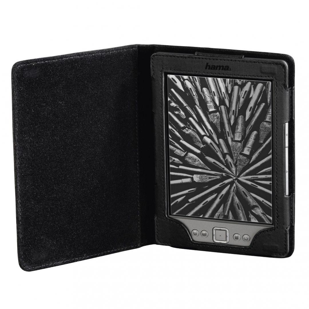E-book Hama Arezzo E-Book Reader tok Kobo Touch,Glo/Kindle PaperWhite Black