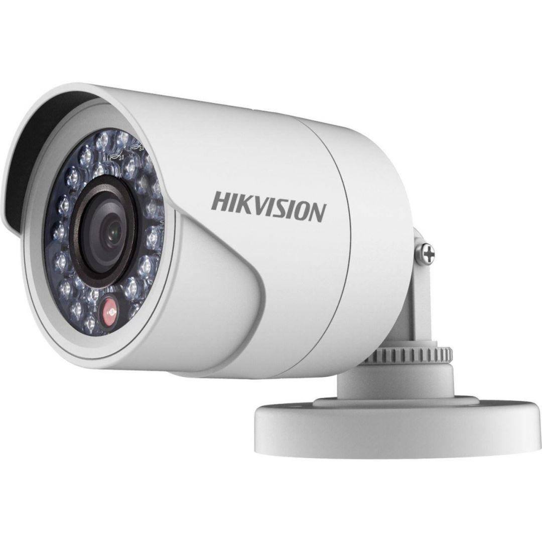 Biztonságtechnika Hikvision DS-2CE16D0T-IRPF (2.8MM) kültéri analóg csőkamera