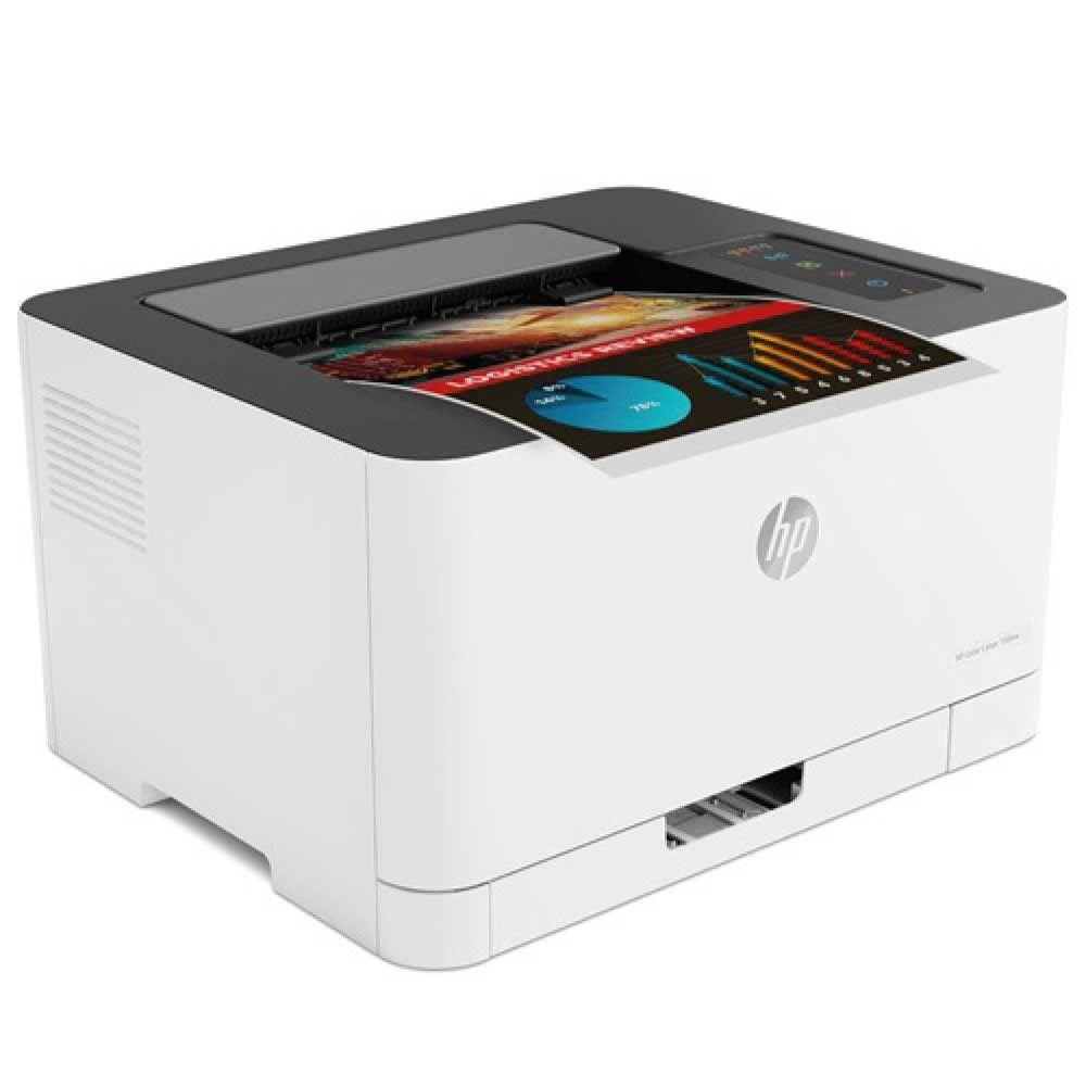Nyomtató HP Color LaserJet Pro 150a (4ZB94A) színes lézernyomtató