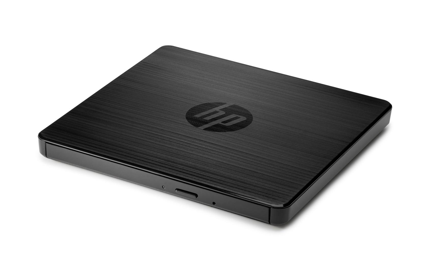 Optikai Meghajtó HP F6V97AA USB DVD-RW meghajtó Black