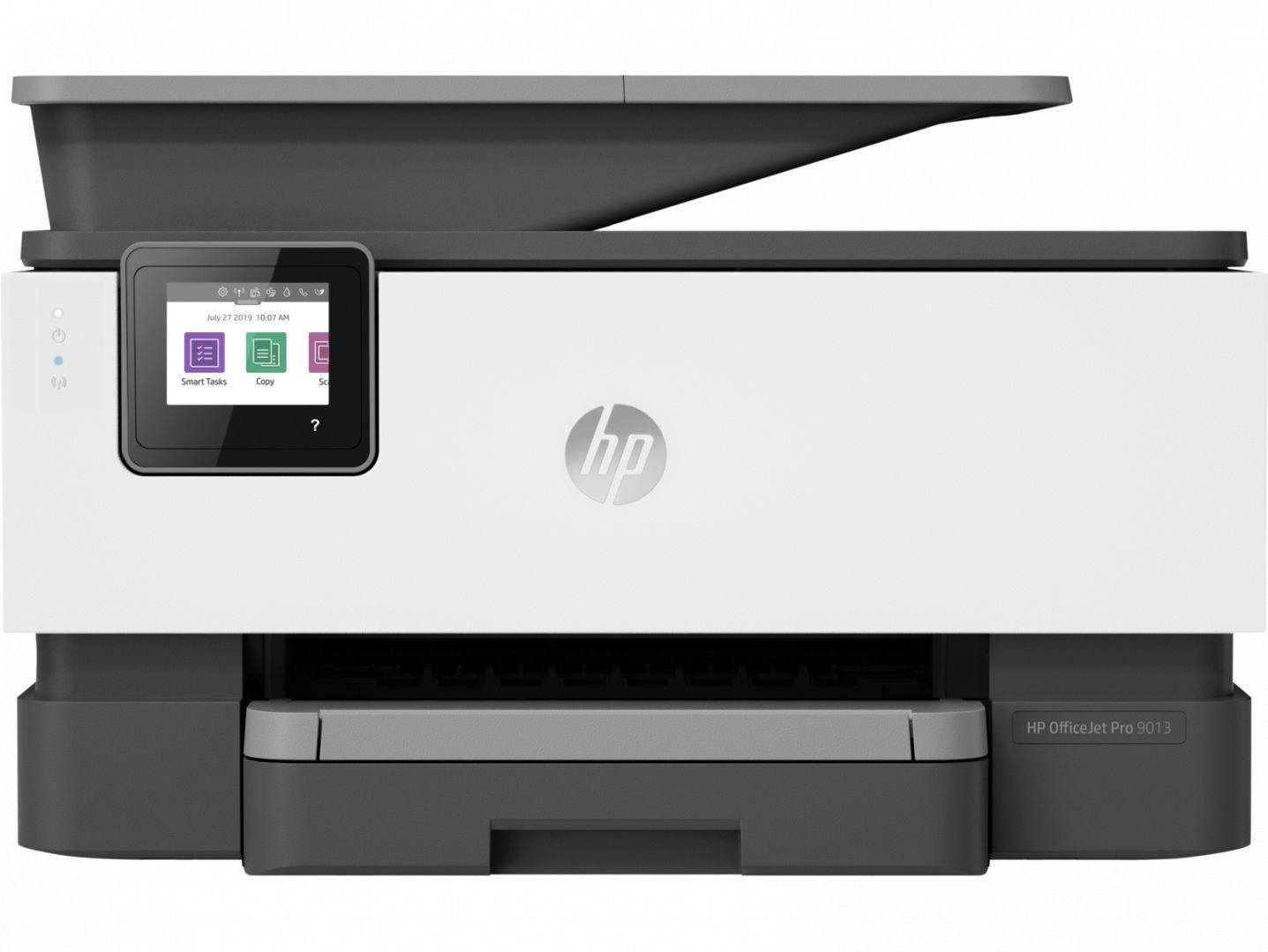 Multifunkciós nyomtató HP Officejet Pro 9013 (1KR49B) wireless tintasugaras nyomtató/másoló/síkágyas scanner/fax