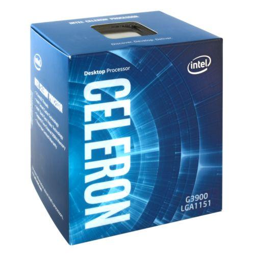 Processzor Intel Celeron G3900 2800MHz 2MB LGA1151 Box