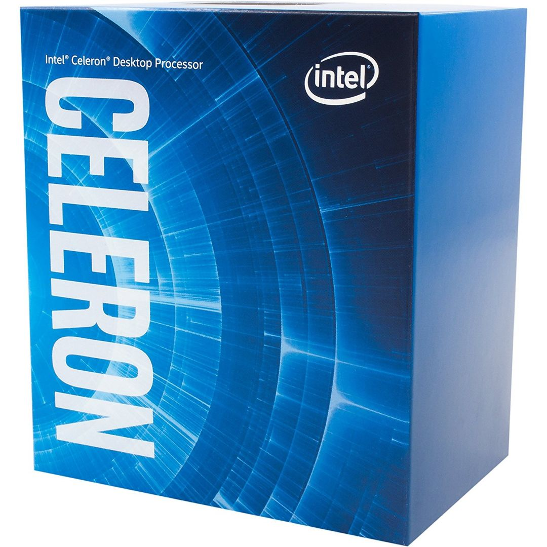 Processzor Intel Celeron G4900 3100MHz 2MB LGA1151 Box