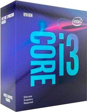 Processzor Intel Core i3-9100F 3600MHz 6MB LGA1151 Box