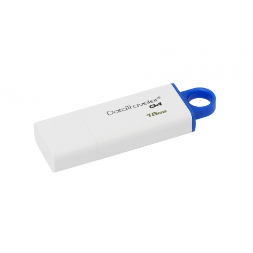 USB Flash RAM Kingston 16GB DTIG4 USB3.0 Blue/White