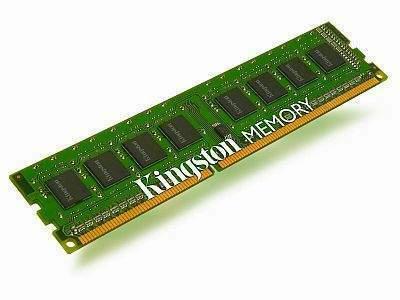Memória Kingston 2GB DDR3 1333MHz