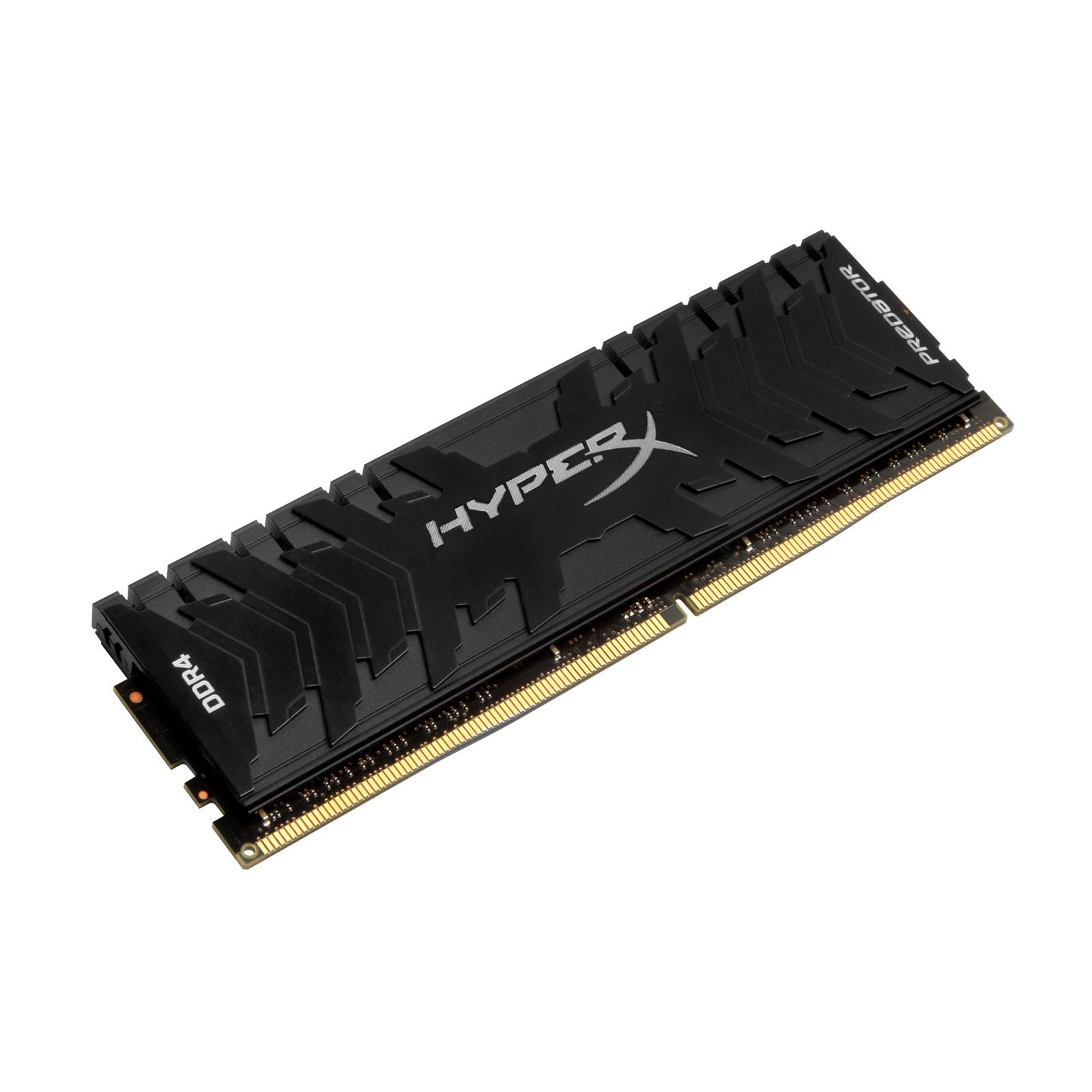 Memória Kingston 8GB DDR4 3200MHz HyperX  Predator S RGB