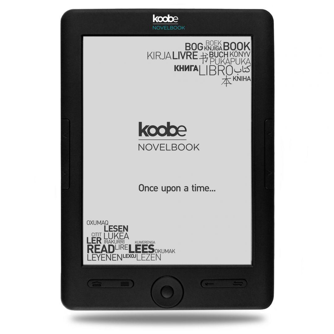 E-book Koobe NovelBook HD Shine