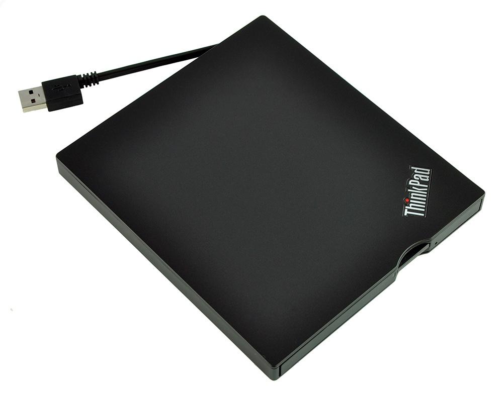 Optikai Meghajtó Lenovo ThinkPad UltraSlim DVD-Writer Black