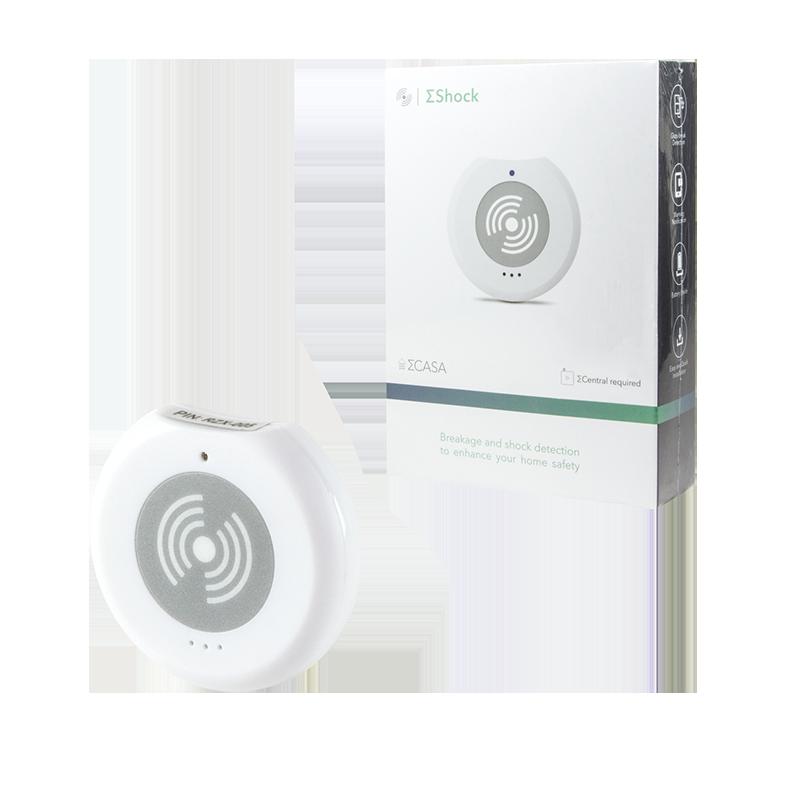 Biztonságtechnika Logilink SH0007 Shock Motion Sensor