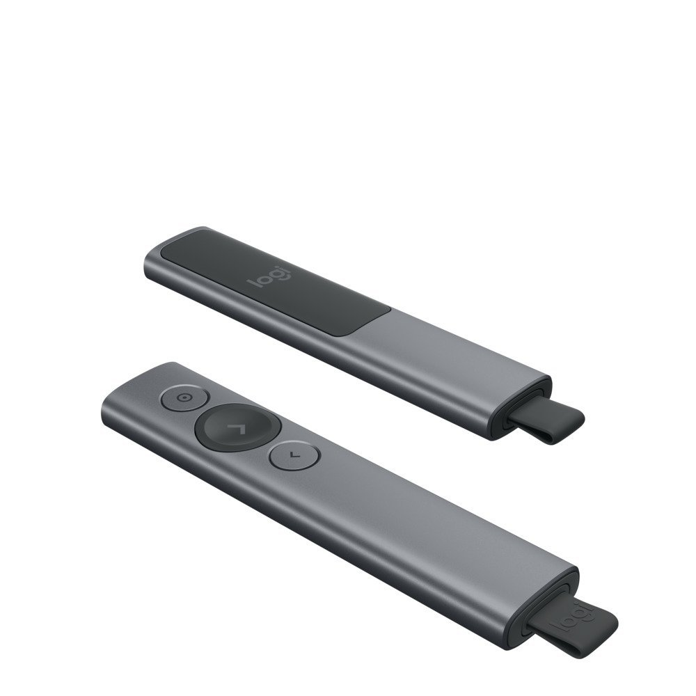 Presenter Logitech Spotligh Wireless Laser Presenter Slate (Digitális Lézer)