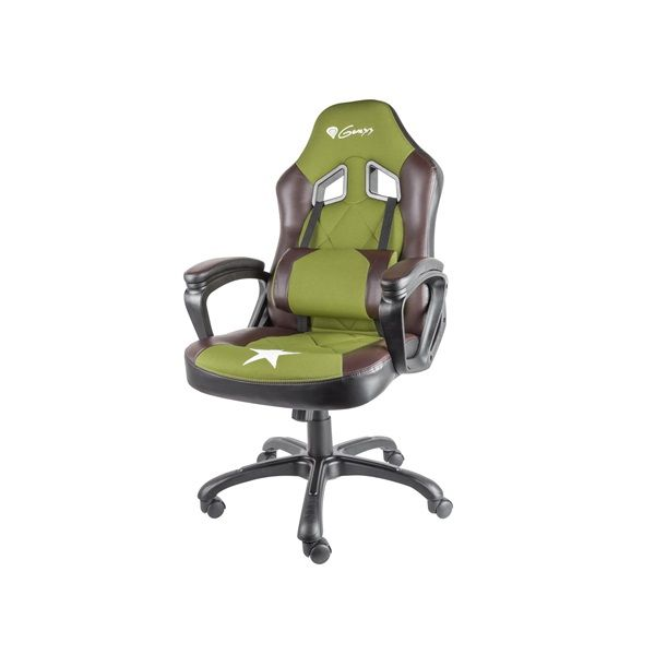 Gaming szék Natec Genesis SX33 Gaming Chair Military Limited Edition