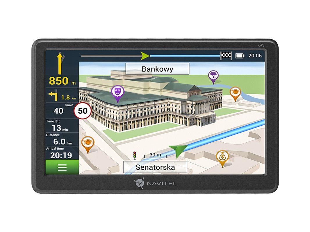 GPS Navitel E707 Navigator