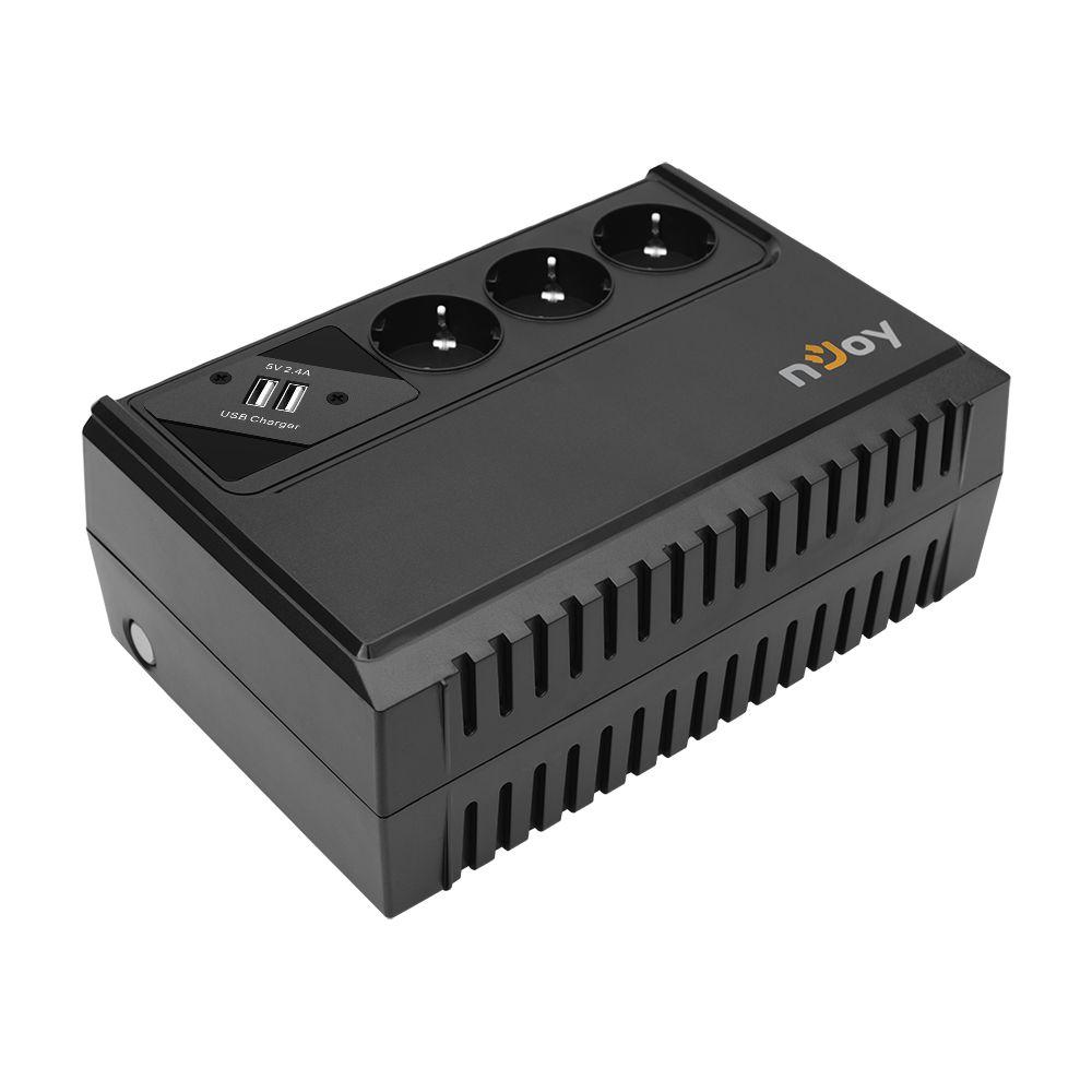 Szünetmentes Tápegység Njoy Renton 650 USB UPS 650VA