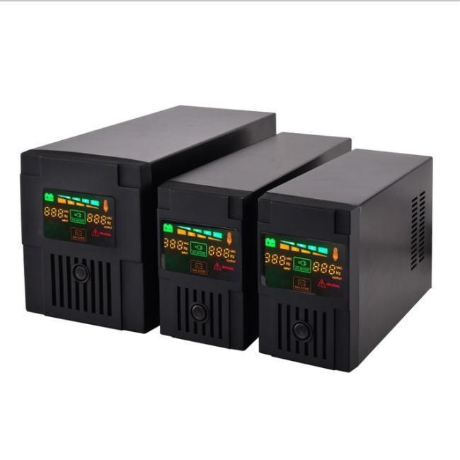 Szünetmentes Tápegység Pannon Power ST650 LCD