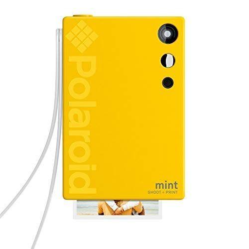 Digitális fényképezőgép Polaroid Mint Instant Digital Camera  Printer Yellow